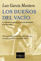 Los dueños del vacío, de Luis García Montero