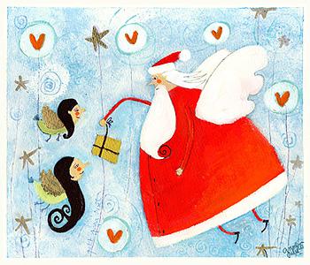 Relato navideño... (algo raro)