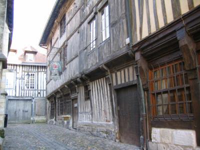 Normandía, Proust  y la lluvia