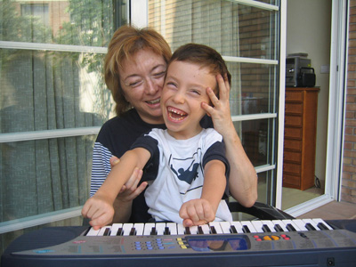 Daniel´s piano sessions